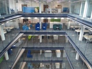 Chilfen Joinery complete fit-out at No.1 Forbury Place, Reading