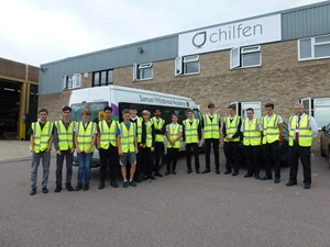 Chilfen Group launches its first Apprentice Open Day
