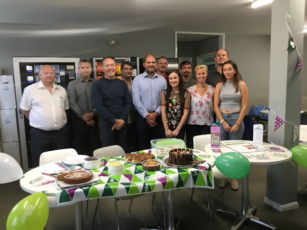 Macmillan Cancer Support 'World's Biggest Coffee Morning